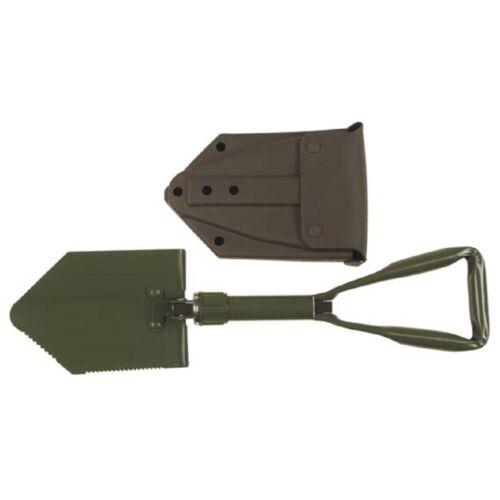Klappspaten neues BW Modell 3-tlg Tasche Spaten Schaufel Feldspaten Camping