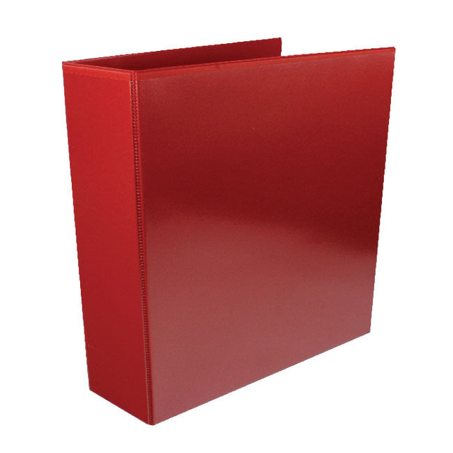 WB Wert A4 A4 A4 65mm Präsentationsordner 4D-Ring Ordner rot 10er Pack wx70296 d2eac3