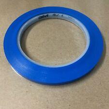3m Blue 471 Vinyl Tape 14x 36 Yds Made In Usa