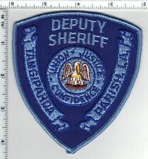 WEST BATON ROUGE PARISH LOUISIANA DEPUTY SHERIFF PATCH Vintage ORIGINAL