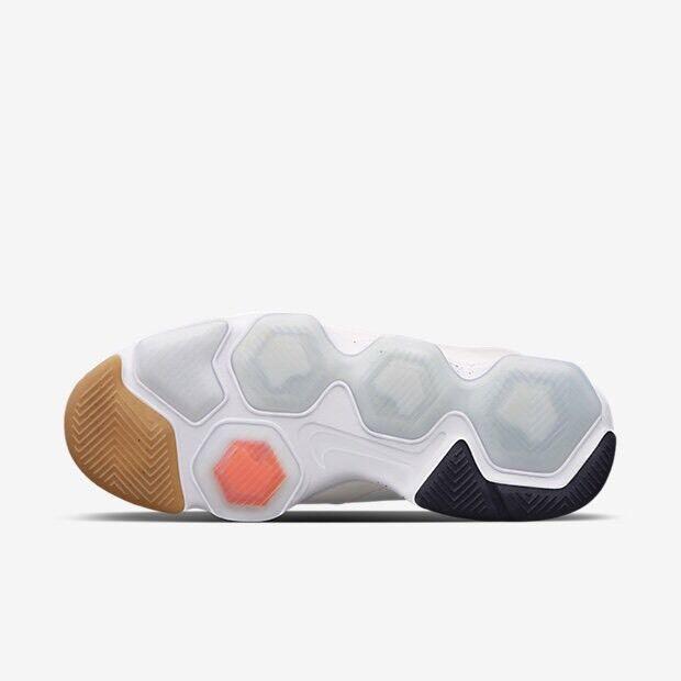 Nike Lab Zoom Fit Orange Agility 'Johanna' WEISS Sail Orange Fit Uk Größe 3.5 745242-100 fc60f7