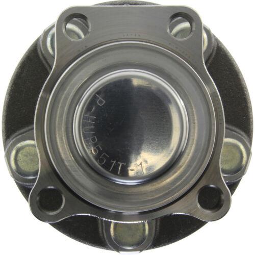 Wheel Bearing and Hub Assembly-Premium Hub Assemblies Front Centric 406.47001