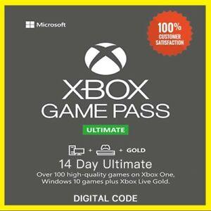 XBOX-Gioco-PASS-Ultimate-14-giorno-CODICE-XBOX-ONE-2-settimane-Global-consegna-immediata