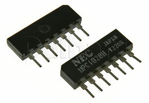 UPC1378H NEC INTEGRATED CIRCUIT ORIGINAL NEW NEC PART