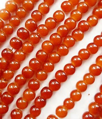 Wholesale free ship 660pcs glass Spacers bead 6mm