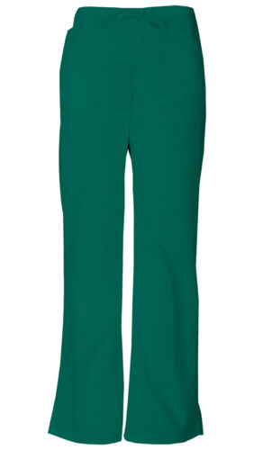 Dickies Scrubs Mid-Rise Women/'s Cargo Pants 86206 HUNTER Green HUWZ Dickies EDS