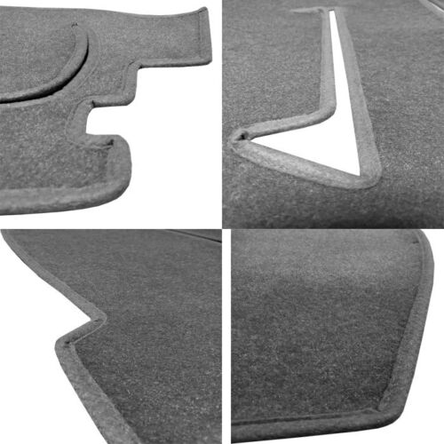 Fits 2007-2015 LINCOLN NAVIGATOR DASH COVER MAT DASHBOARD PAD CHARCOAL GREY