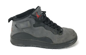2e299d3772b1 Details about Nike Air Jordan AJF 10 Fusion Shoes Black Shadow Air Force 1  Men s 11