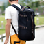 Men-039-s-Large-Canvas-Backpack-Shoulder-Bag-Sports-Travel-Duffle-Bag-Hand-Luggage thumbnail 10
