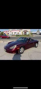 2004 Porsche Boxster -