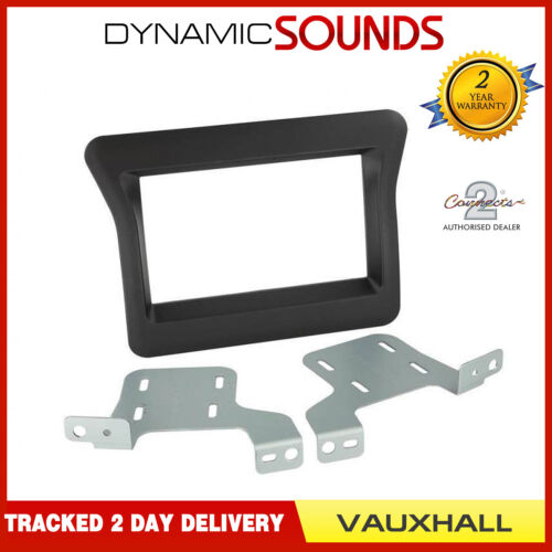 CT23VX53 Double Din Car Stereo Fascia Panel Adaptor For Vauxhall Movano 2010/>