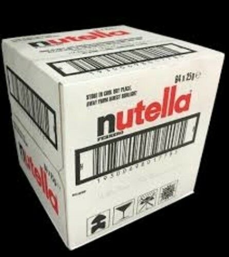 NEW-MINI-NUTELLA-25g-x-64-Best-Before-11-AUG-2018