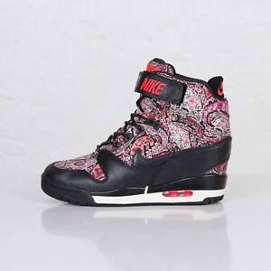 Details about Nike WOMEN'S Air revolution Sky Hi High LIBERTY QS HIDDEN WEDGE SZ 7.5 NEW RARE
