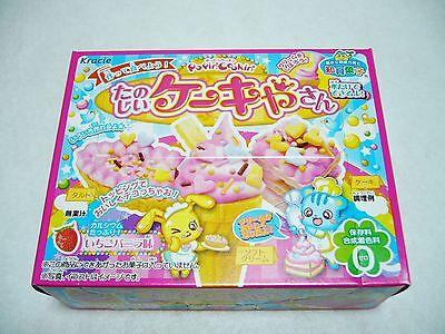 """Kracie"" Popin Cookin Ice Cream Cake Shop DIY Japanese Candy Kit !!"