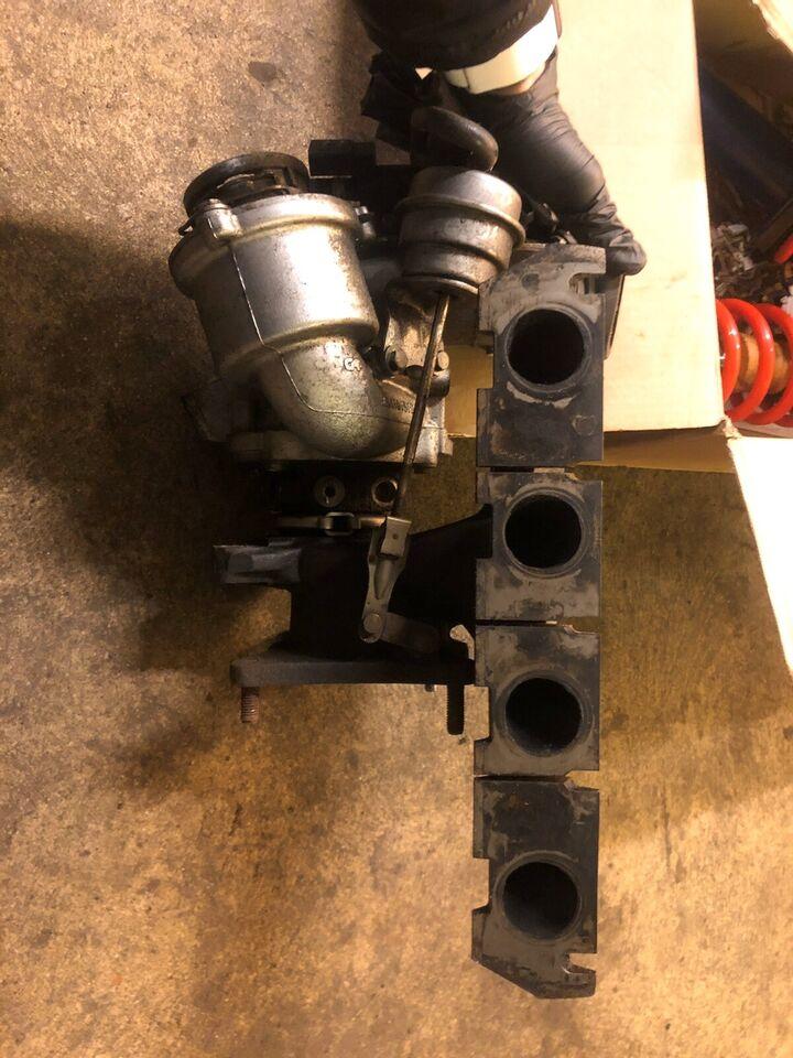 Motordele, Komplet turbo golf 5 gti, VW Golf 5 gti