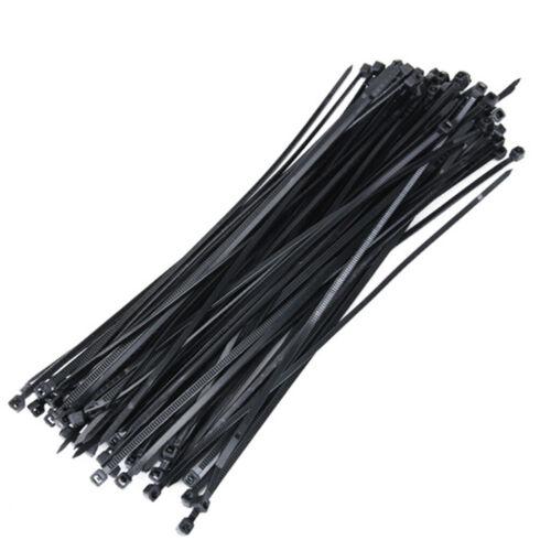 Colliers de serrage rilsan Colson Noir couleur 195 mm lot de 100