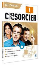 """DVD """"C est Pas Sorcier :quels chantiers"""""""