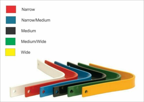 MEDIUM /& WIDE SIZE INTERCHANGEABLE S GULLET BARS FOR SYNTHETIC SADDLE IN NARROW