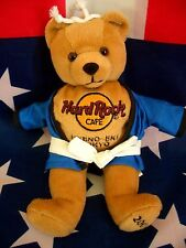 HRC Hard Rock Cafe Uyeno Eki 2nd Anniversary 2004 Bear LE   8`` Herrington