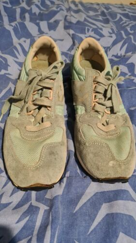 vintage 1980's converse running shoes 10M