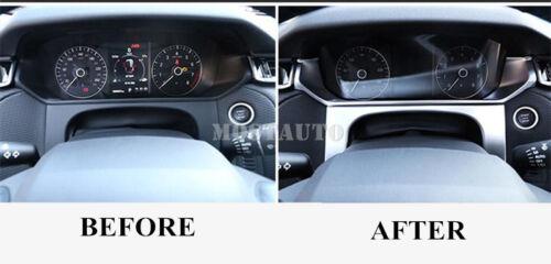 For Land Rover Range Rover Velar 2X Front Dashboard Edge Trim Cover 2017-2019