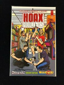 Hoax-Hunters-10-Comics-amp-More-Week-N-039-Geek-Variant-Signed