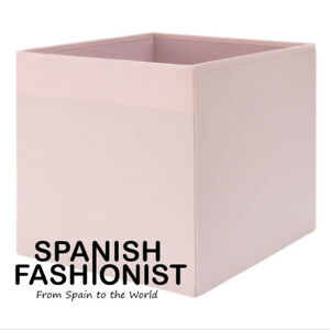 Box Storage Light Pink 33x38x33 Cm