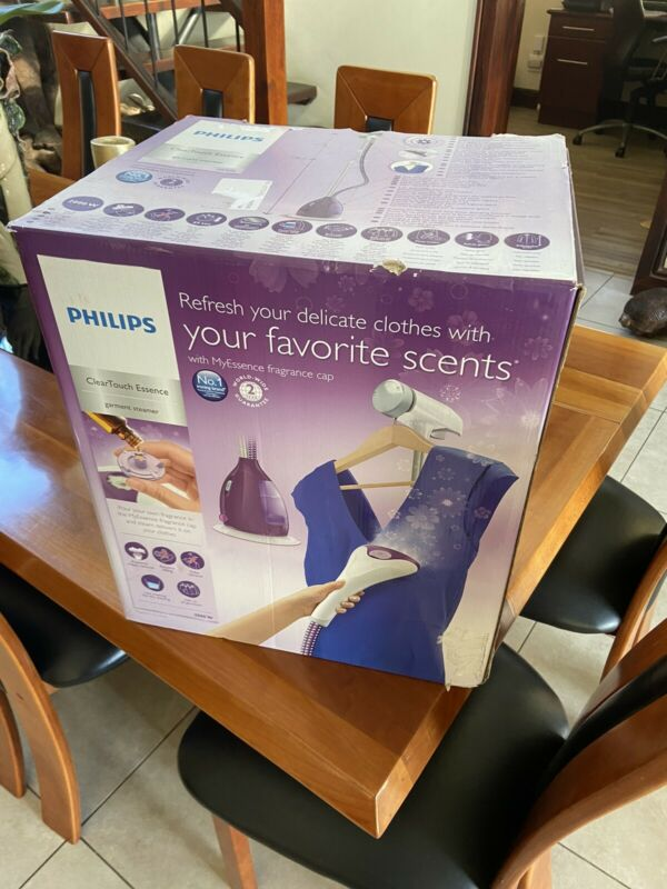 Garment Steamer Philips Clear Touch