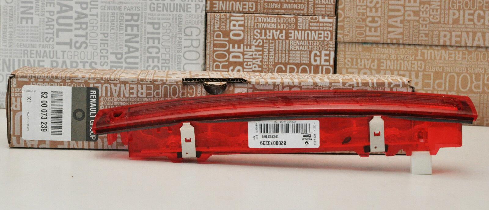 Renault Megane Mk2 High Level Brake Light 8200073239 Ebay Fuse Box Faults Norton Secured Powered By Verisign