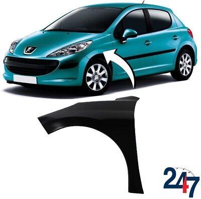 S 7840 R9 Neuf Peugeot 207 2006-2013 Aile avant Aile Côté Gauche