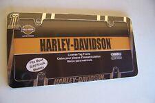 CHROMA Harley-Davidson Chrome License Plate Frame CHR6413