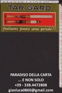 ADESIVO STICKER (TAR GARD - ARTICOLI PER FUMATORI)