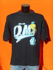 OM T Shirt Tweety Titi Vintage 2000 Warner Bros Looney Tunes Olympique Marseille
