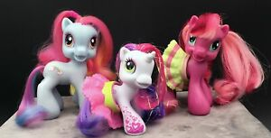 My-Little-Pony-G3-5-Cheerilee-Rainbow-Dash-amp-Sweetie-Belle-Dress-Up-Singles