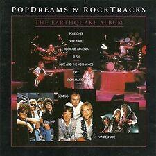 Pop Dreams & Rocktracks / The Earthquake Album DEEP PURPLE RUSH IRON MAIDEN FREE