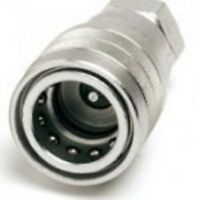MANULI ISO A QUICK RELEASE COUPLING FEMALE 3/4″
