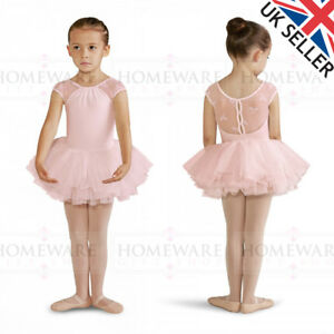 7d1b27f243da Image is loading GIRLS-BLOCH-TUTU-SKIRTED-LEOTARD-DANCE-BALLET-BABY-