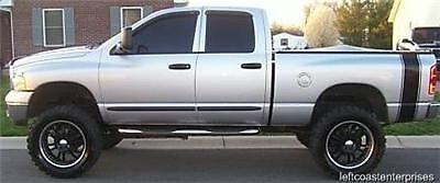 2003 2008 Dodge Ram Bedside Stripe Kit 2007 2004 2005 2006 2002