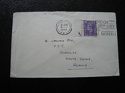Vereinigtes Königreich cy35 WunderschöNen Vereinigtes Königreich Umschlag 1949