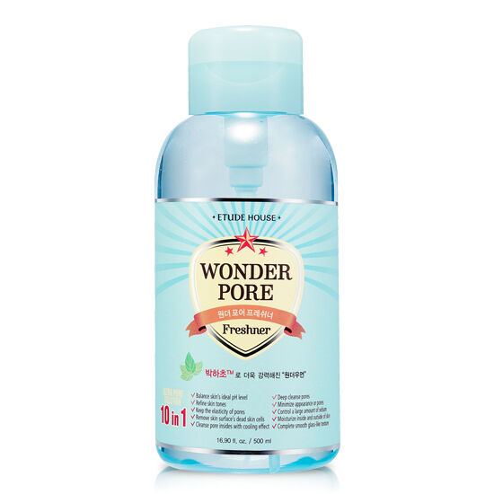 [ETUDE HOUSE]  Wonder Pore Freshner 10 in 1 500ml  / Korea cosmetic