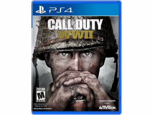 Call-of-Duty-WWII-PlayStation-4