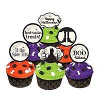Halloween Spooky Savings Bakery Crafts Spooky Halloween Cupcake Kits