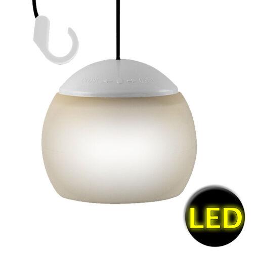 LED Hängelampe Camping-Leuchte Garten Terrassen-Lampe