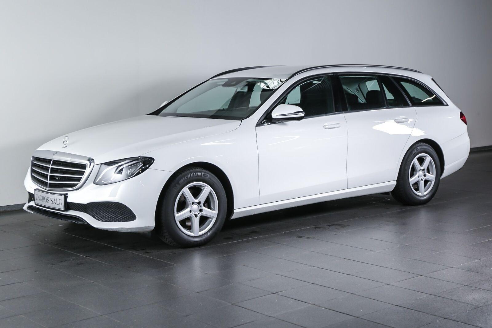 Mercedes-Benz E200 d 2,0 stc. aut.