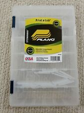 Plano ProLatch Stowaway Box with Adjustable Dividers and Inhibitor Chips