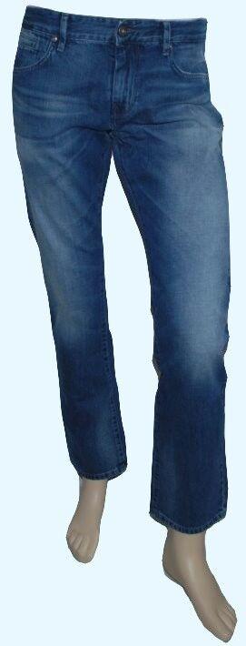 Hugo Boss Orange 24 Barcelona Herren Jeans Regular Fit 50293680 Gr.  W32 L32 NEU