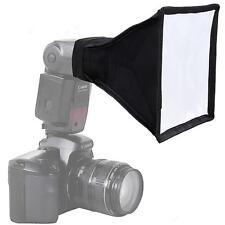 Flash Softbox Diffusore per Canon Nikon Nissin Vivitar Sunpak Sigma Pentax Metz