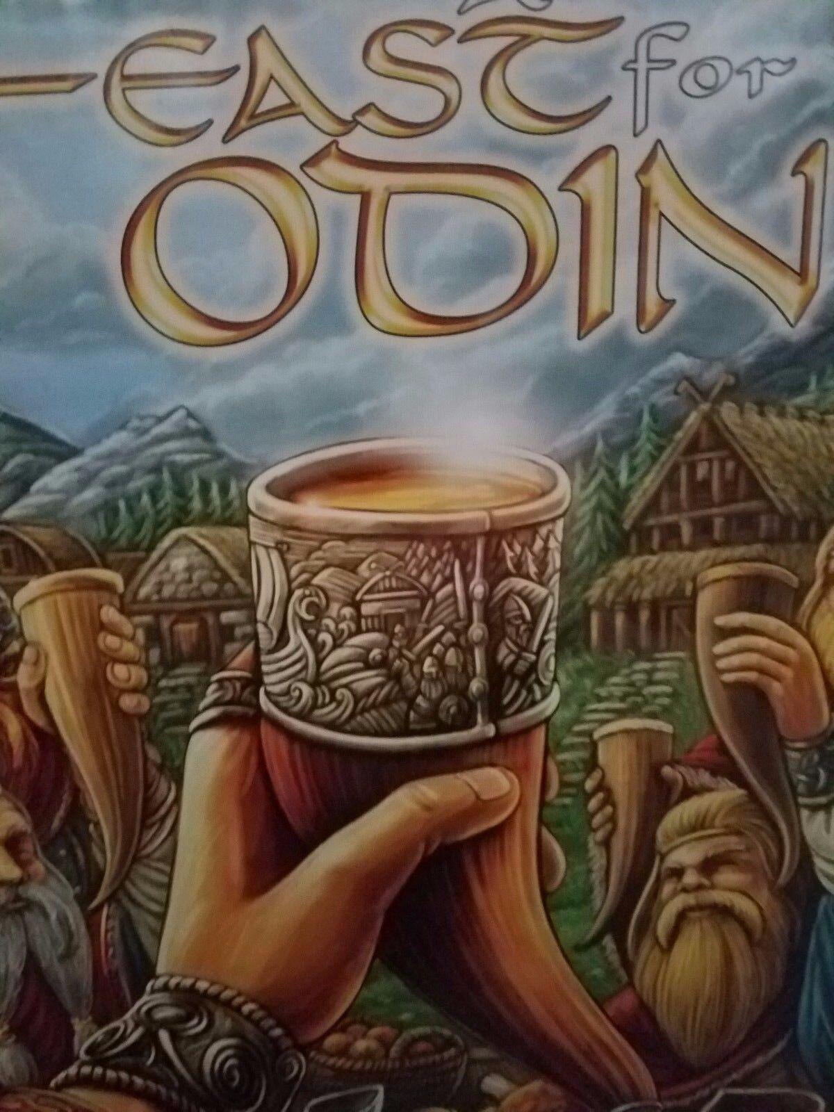A Feast for Odin Odin Odin - Z-uomo giocos tavola gioco nuovo  9649cd