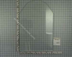 ORIGINAL-WARMINK-FRIESIAN-TAIL-OR-SCHIPPERTJE-CLOCK-GLASS-PANE-FRONT-DOOR