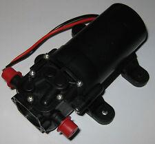 Flojet Self Priming Water Pump 24 V Dc 35 Psi 1 Gpm 38 In Ports Lf222